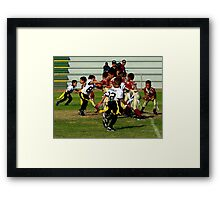 It's That Time of Year Again Framed Print