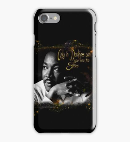 Martin Luther King Jr. iPhone Case/Skin