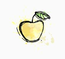 Abstract apple illustration. illustrations of sketch ripe apple T-Shirt