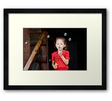 OnePhotoPerDay Series: 221 by L. Framed Print