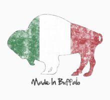 Made In Buffalo - Italian Kids Tee