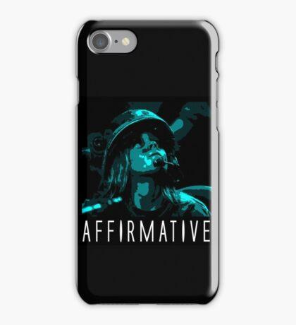 Affirmative iPhone Case/Skin