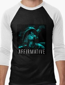 Affirmative Men's Baseball ¾ T-Shirt