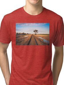 Slow train Tri-blend T-Shirt