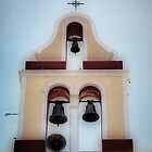 Greek Church Bells by Karen Martin