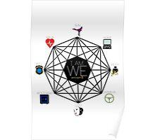 I am we Poster