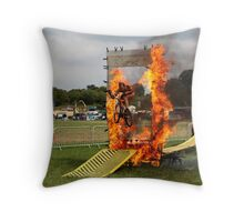 That was Hot Throw Pillow