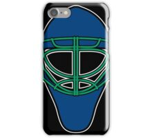 Vancouver Goalie iPhone Case/Skin