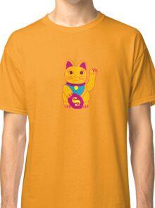 Lucky Cat 2 Classic T-Shirt