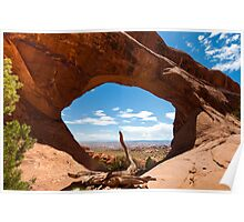 Arches 3 Poster