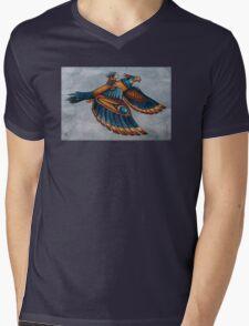 Thunderbird Mens V-Neck T-Shirt