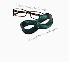 Olicity - Glasses + Mask (option 2) Unisex T-Shirt