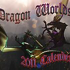 2011 Dragon Worlds Calendar by Maylock