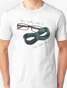 Olicity - Glasses + Mask (option 3) T-Shirt