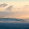 Fog, View from Caddilac Mt., Acadia National Park, Maine by fauselr
