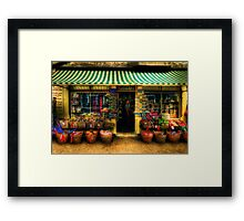 Shop at Beer Framed Print