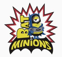 Minions super hero Kids Tee