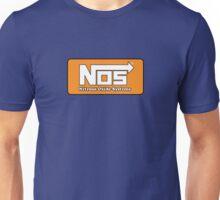 NOS Nitrous Logo Unisex T-Shirt