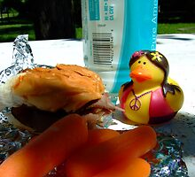 HC Series: Picnic by dolphinkist