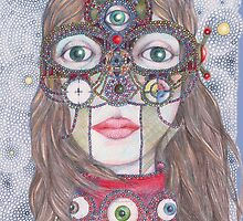 Optometria, Princess of the Far Seeing Ones by Helena Wilsen - Saunders
