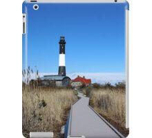 Fire Island Lighthouse iPad Case/Skin