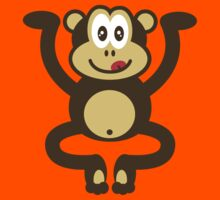 monkey by ainsel