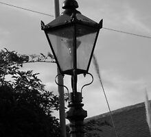 Lampost by Thomas Scurr