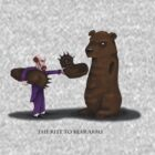 The rite to bear arms by Chris Harrendence