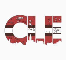 "Cleveland, Ohio ""CLE"" Browns Shirts, Stickers, Mugs, More Kids Clothes"