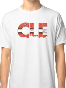 """Cleveland, Ohio """"CLE"""" Browns Shirts, Stickers, Mugs, More Classic T-Shirt"""