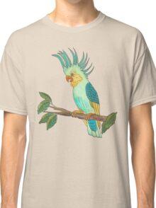 Fanciful Cockatoo Classic T-Shirt