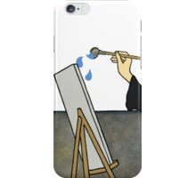 Wildago's Painting Nun iPhone Case/Skin