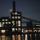 Providence Power Plant by pmreed