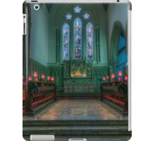 Evening Prayers iPad Case/Skin