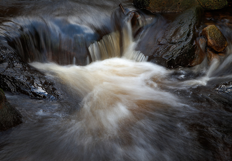 moving waters by Dave Milnes