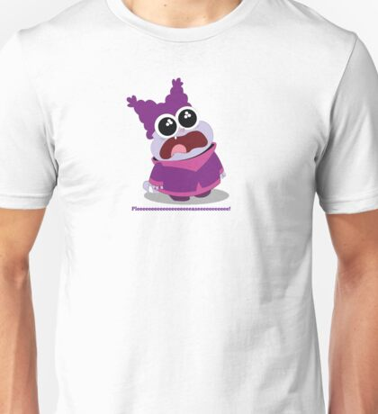 Chowder Pleeeeeaseeee! Unisex T-Shirt