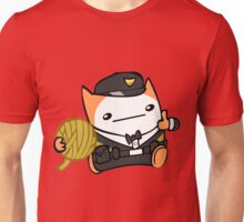 Battle Block Theater Cat Unisex T-Shirt