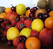 Future Fruit Salad by trueblvr