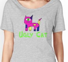Ugly Cat (Girl) Women's Relaxed Fit T-Shirt