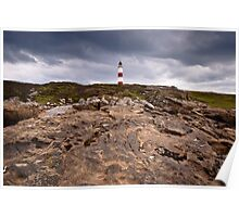 Tarbat Ness, Scotland Poster