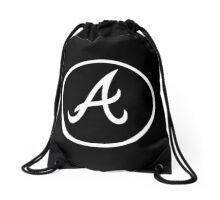 Atlanta Braves Drawstring Bag