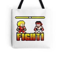 'FIGHT!' Tote Bag