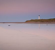 Covesea Lighthouse II, Morayshire by Christopher Thomson
