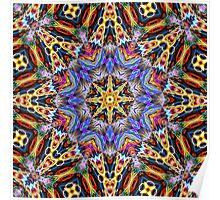 Kaleidoscope Challenge Poster