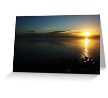 New day II Greeting Card