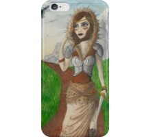 Aryevetta iPhone Case/Skin