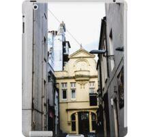 Vintage Buildings iPad Case/Skin