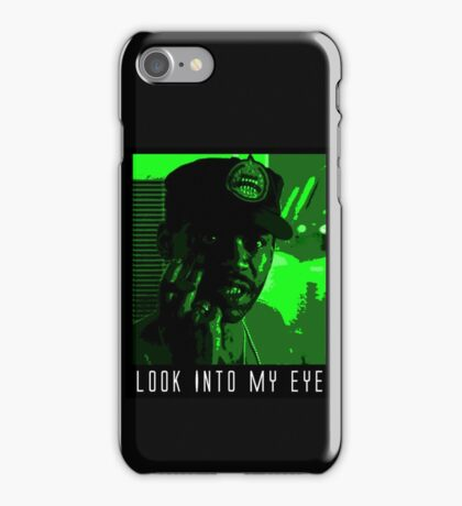 Look Into My Eye iPhone Case/Skin