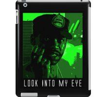 Look Into My Eye iPad Case/Skin