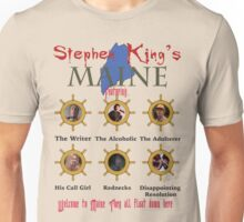 Stephen King's Maine Unisex T-Shirt